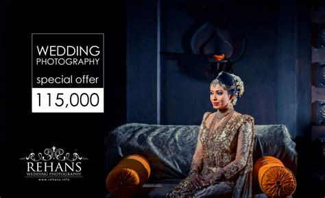 Special Wedding Photography by Wedding Photography Package Special Offer Rehans Wedding