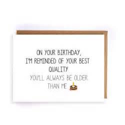 where can i buy a big birthday card sarcastic birthday card for boyfriend handmade greeting