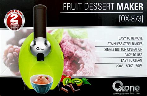 Oxone Fruit Dessert Maker jual mainan maker mainan oliv