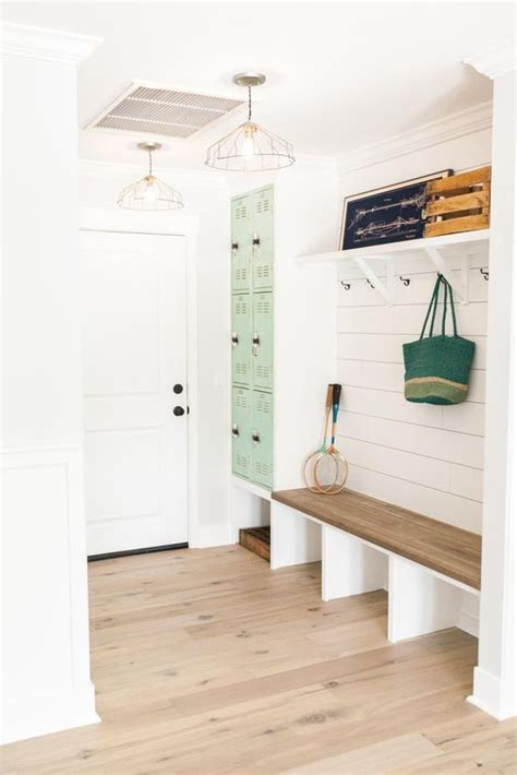 slim entryway storage 31 awesome mudroom and entryway benches shelterness