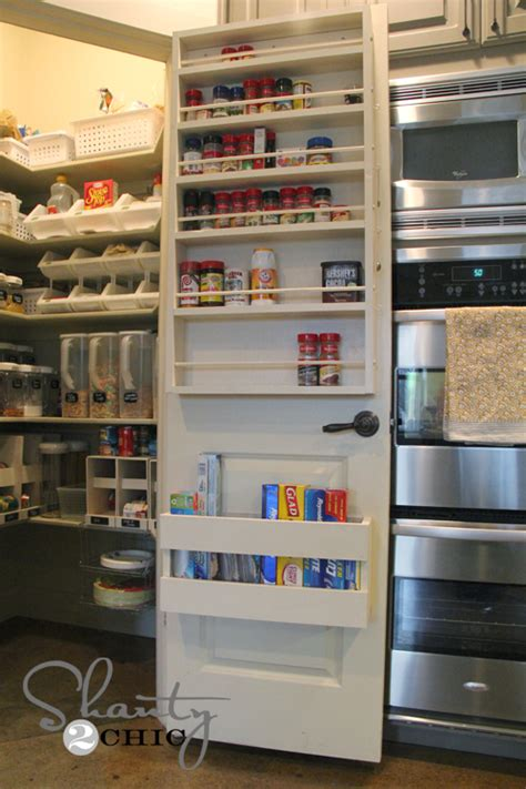 pantry organizer ideas kitchen organization diy foil more organizer shanty