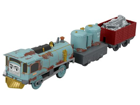 thomas and friends l lexi experimental engine fjk52 thomas friends trackmaster