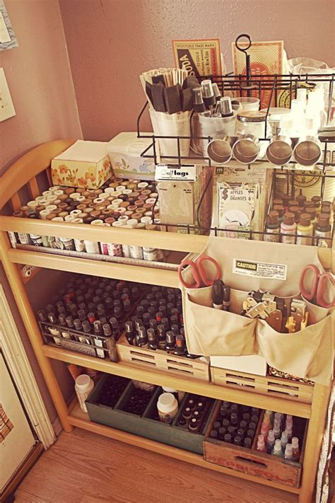 changing table supplies best 25 supplies storage ideas on