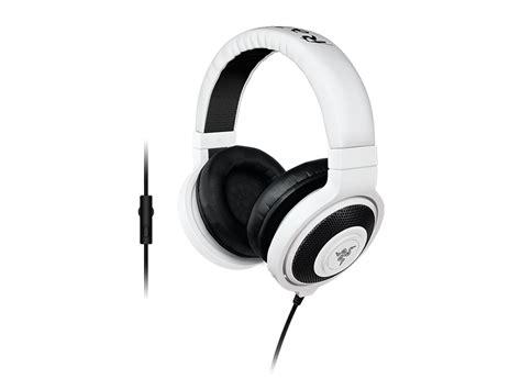 Headphone Razer Kraken Pro razer kraken pro 2015 analog gaming headset frml white ban leong technologies limited