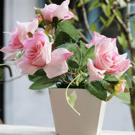 Bunga Antik Bunga Plastik jual rangkaian bunga plastik harga murah jakarta oleh pt