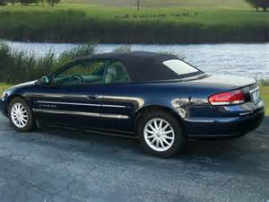 2001 Chrysler Sebring Convertible Reviews 2001 2006 Chrysler Convertible Tops Sebring Tops