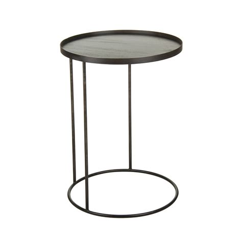 tray tables buy notre monde round tray table small amara