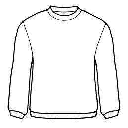 Line Swag Putih free t shirt design templates from designcontest