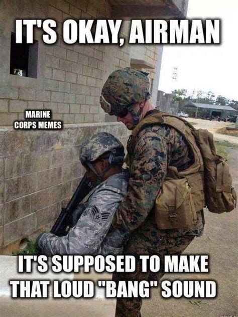 Us Army Memes - marines and airforce funny google search marine stuff