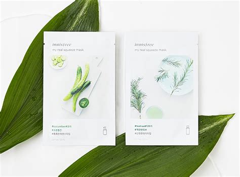Innisfree Real Hair Make Up Special Edition offers event current offers innisfree