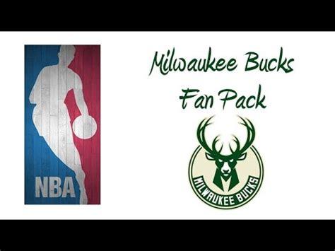 2016 17 Milwaukee Bucks Fan Pack