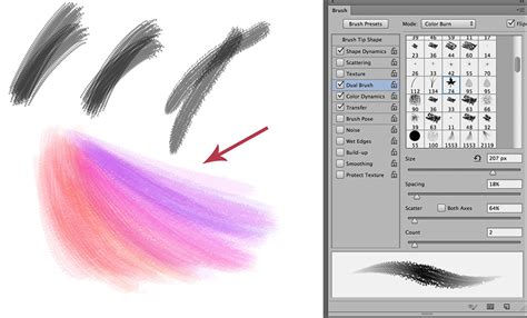 designing photoshop brushes how to create a custom photoshop brush
