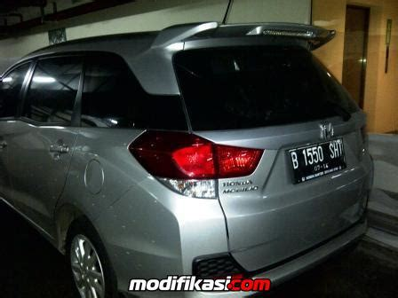 Honda Mobilio Bantal Aksesoris Mobil Baru Pusat Aksesoris Honda Mobilio Modulo By Indomegah
