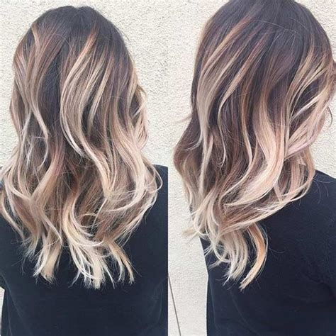 is it easy to go bronde at home 31 balayage hair ideas for summer stayglam
