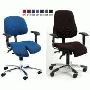 fauteuil t 4000 siege ergonomique t4000