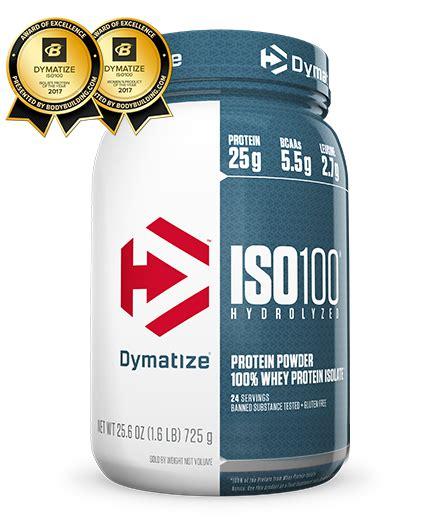 New Iso 100 Iso100 Dymatize Nutrition Ecer 1 Lbs dymatize