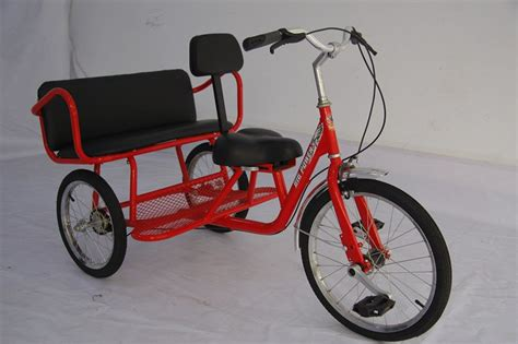 trike with back seat manual assembly children tricycle with back seat qu01ab