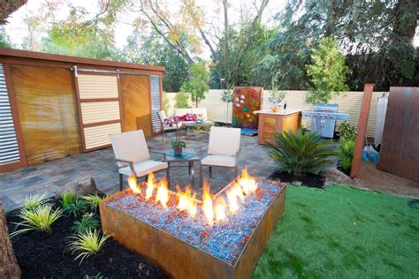 hgtv backyard ideas fire pit design ideas hgtv