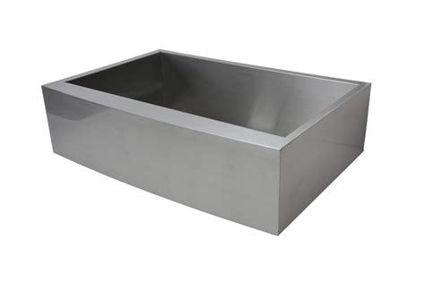 33 x 22 kitchen sink single bowl as322 33 quot x 22 quot x 10 quot 18g single bowl apron legend