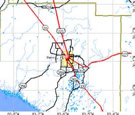 perry florida fl 32347 32348 profile population maps