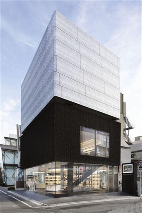 gardner architects marc flagship store by jaklitsch gardner architects