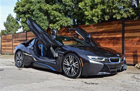 bmw supercar black bmw i8 black blue cars uniq los angeles