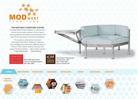 Chair Website Design Ideas Furniture Design Portfolio Deptrai Co