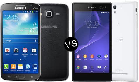 harga sony xperia e3 vs samsung galaxy grand neo adu handphone rp2 jutaan