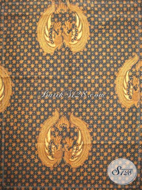 Kain Batik Motif Garuda Modern batik klasik mewah mahal kain batik tulis motif truntum