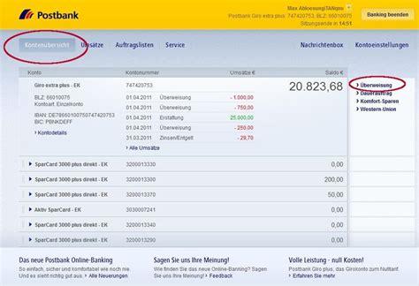 postbank onlin bank postank banking cortal consors kunden werben