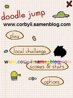 doodle jump jar برنامه و بازی و تم سامسونگ کربی دو 2 corbyii