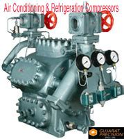 refrigeration compressors manufacturers suppliers exporters india