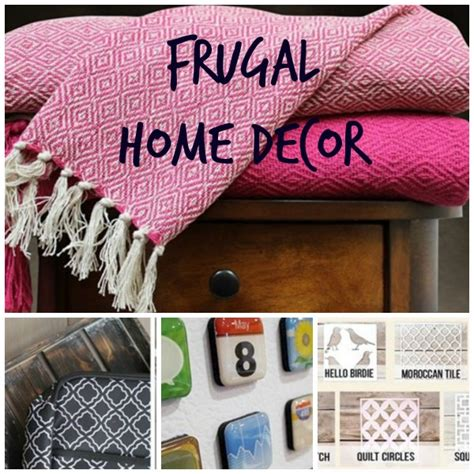frugal home decor frugal home decor thursday 2 5 mommies with cents