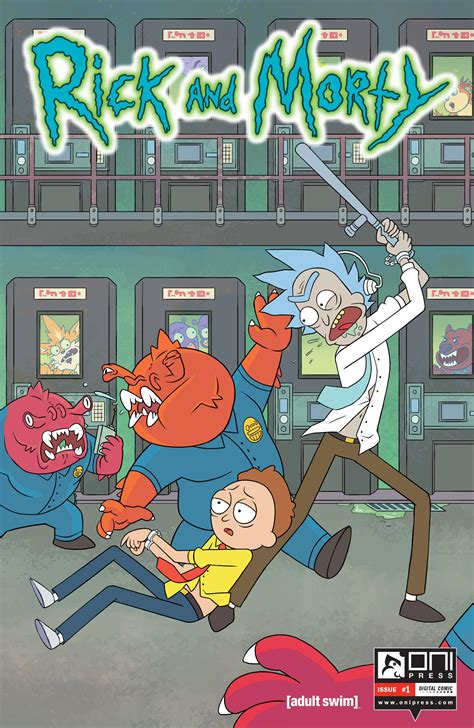 in the mind of cabos coloring book books rick and morty comic series rick and morty wiki