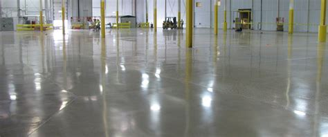 Making your Commercial Polished Concrete Look Amazing