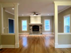 family room wood trim molding ideas wall