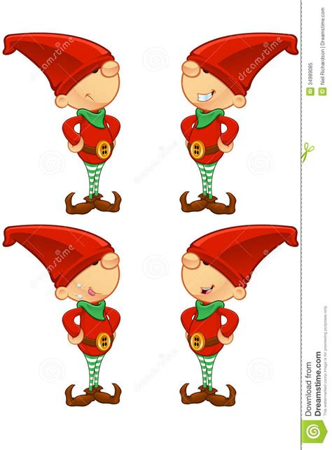 printable elf hands red elf hands on hips royalty free stock photo image