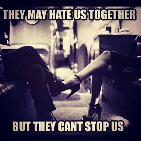 Bonnie And Clyde Meme - they may hate us together but they can t stop us pinteres