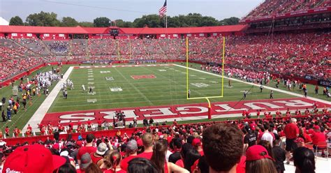 ohio state student section rutgers is putting a jacuzzi in the student section for