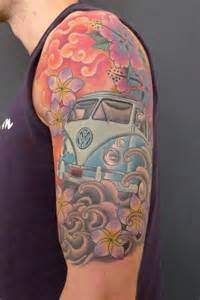 vw bus arm tattoo tattoo designs