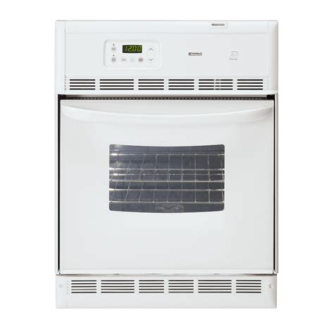Sears Kitchen Furniture kenmore 24 quot manual clean wall oven accurate cooking at sears