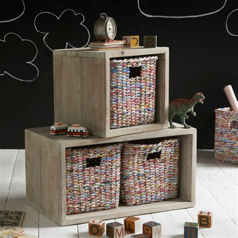 kids toy storage  jen stanbrook  oak furniture land blog