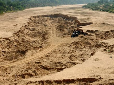 Mba In Mining In India by Sand Mining Sc Asks Ngt To Consider Mp Govt Plea In A Week