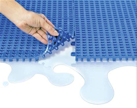 non slip duragrid drainage mats are duragrid drainage tile