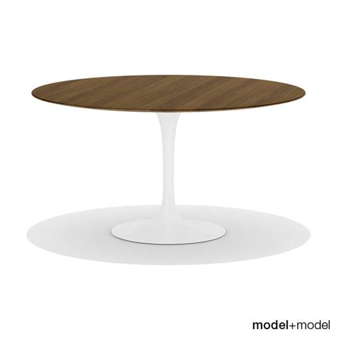 eero dining oval 3d model saarinen dining table knoll 3ds