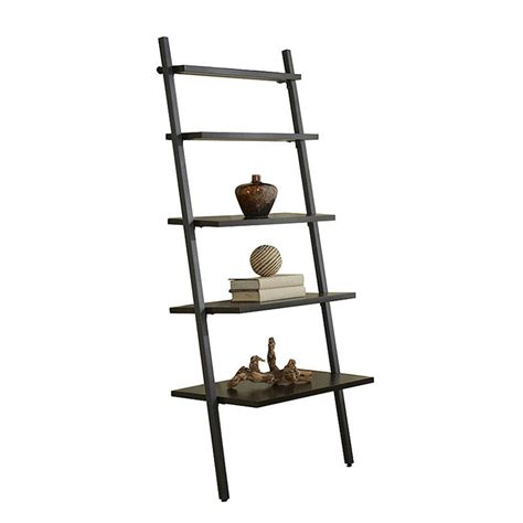 Leaning Shelf by Modern Shelving Leaning Bookcase Eurway