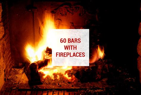 60 nyc bars with a fireplace thrillist new york