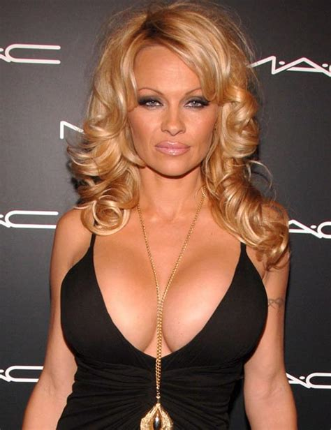 pamela anderson the latest celebrity caught in a penny