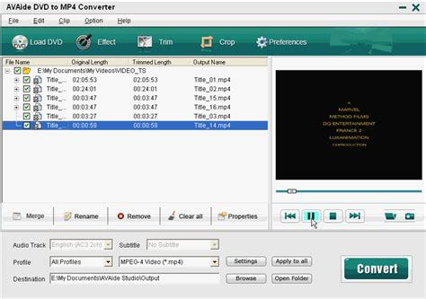 mp4 to dvd player format konvertieren avaide dvd to mp4 converter which helps you rip dvd to mp4