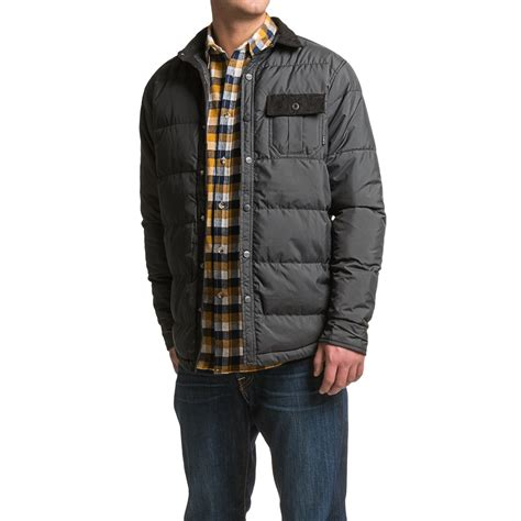 Quilted Shirt Jacket by Kavu Wayward Quilted Shirt Jacket For Save 60
